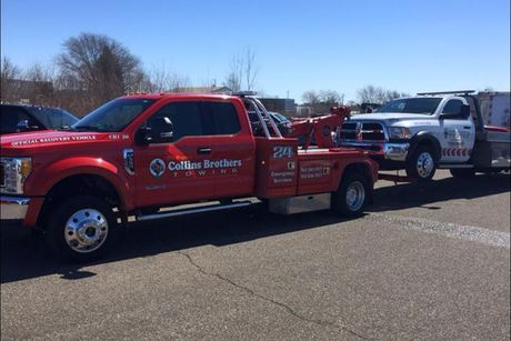 Collins Brothers Towing