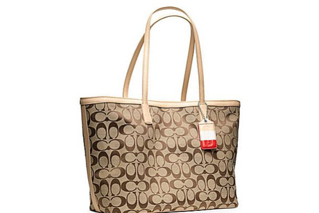 Coach Legacy Weekend Signature Handbag From Dillard S