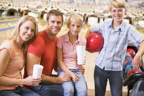 $25 Gets You $50 To Bring the Family Out for Fun With Cadillac Lanes