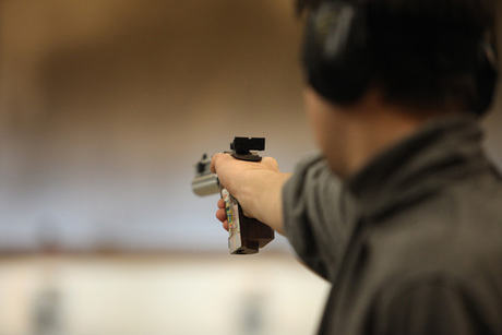 One-Hour Rental of Firearm Shooting Range Lane at Right to Bear Arms