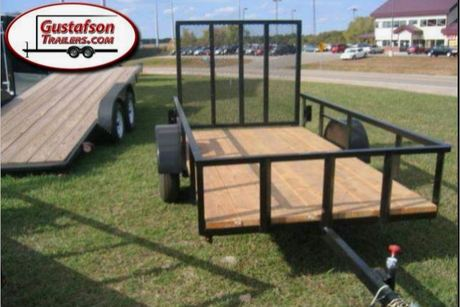 Gustafson's Trailers Sales and Service