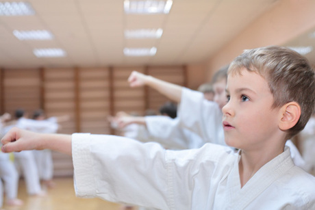 One Month of Children's Karate Classes at Valor Martial Arts & Fitness