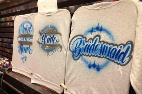 American Airbrush & Embroidery