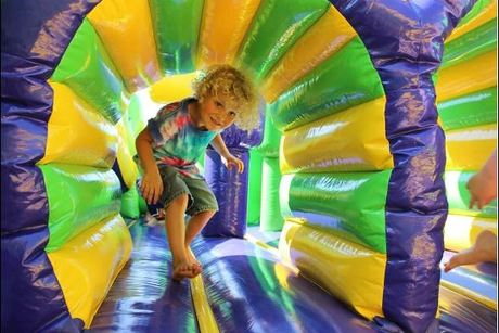 Jump City Indoor and Inflatable Rentals