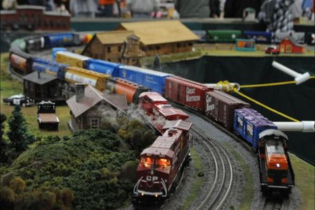 Granite City Train Show