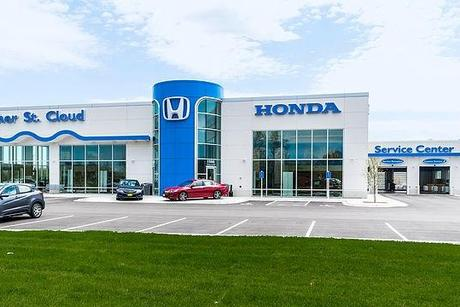 Luther St. Cloud Honda