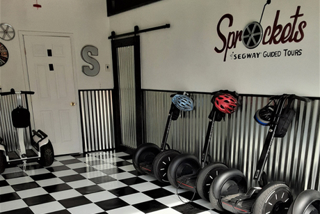 Sprockets Segway Guided Tours