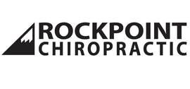 Rockpoint chiropractic logo