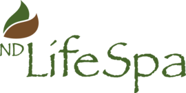 Nd life spa logo