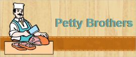 Petty brothers meats logo from web