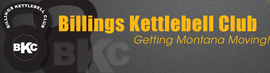 Billings Kettlebell Club