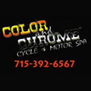 Color and Chrome Cycle and Motor Spa