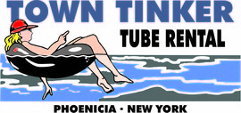 The Town Tinker Tube Rental