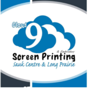 Cloud 9 Screen Printing