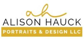 Alison Hauck Portraits & Design, LLC