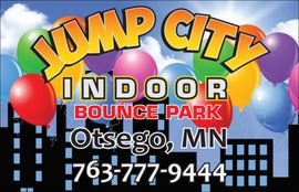 Jump City Indoor Bounce Park Otsego