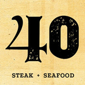 40 Steak + Seafood