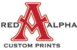 Red Alpha Custom Prints