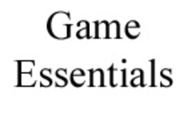 Game Essentials